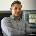Jean-Baptiste - Graphiste 3D