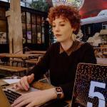 Roxane - Cheffe de projet communication