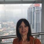 Geraldine - Consultante en management et gestion administrative