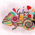 Gaëlle - Illustratrice, graphiste et artiste peintre