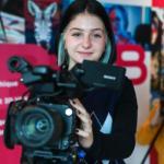 Camille - Etudiante audiovisuel et Auto entrepreneuse