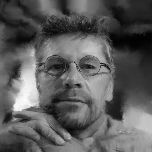 Stéphane N. - Graphiste maquettiste et illustrateur