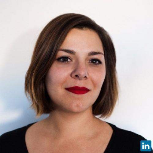Mathilde R. - Directrice Artistique - Graphiste - Illustratrice