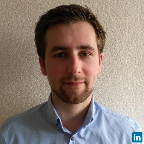 Maxime M. - Chef de projet Digital & Traffic manager