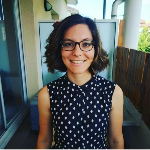 Tiffany B. - UX/UI designer et Webdesigner