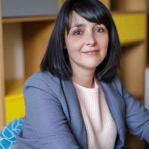Annabelle H. - Chef de projet marketing