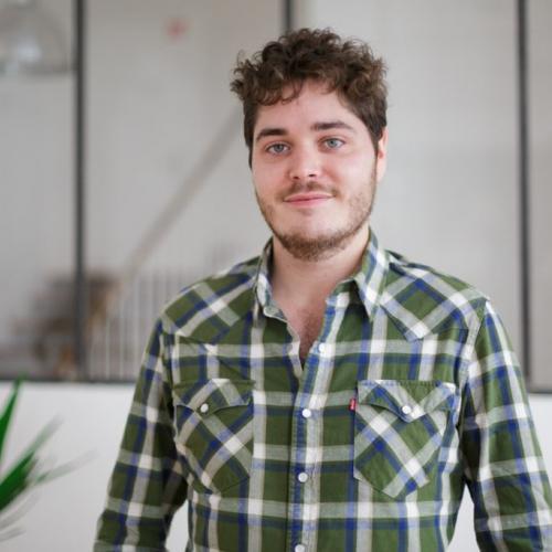 Amaury B. - Réalisateur numérique - Infographiste 2D/3D