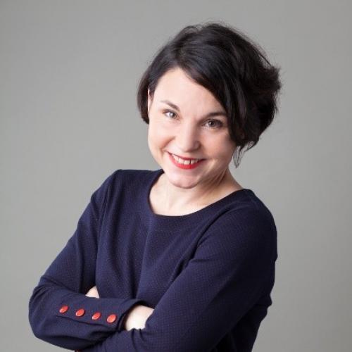 Anne P. - Consultante et formatrice en communication et digital