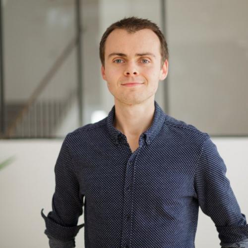 Loic F. - Intégrateur et développeur front-end