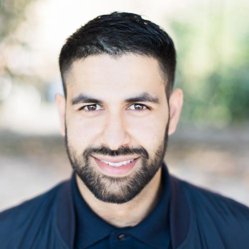 Salim T. - Conseiller en stratégie de marque