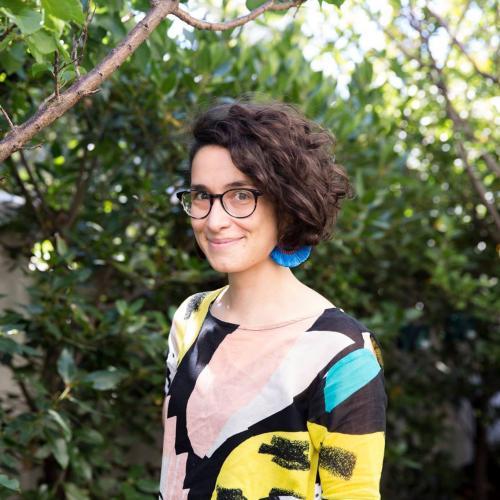 Amandine T. - Directrice artistique et illustratrice