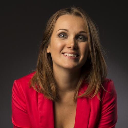 Stéphanie B. - Fondatrice de La Véganista