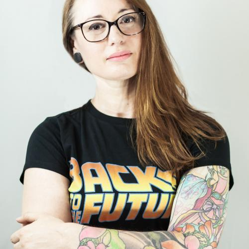 Aurélie O. - Photographe Corporate et Evènementiel
