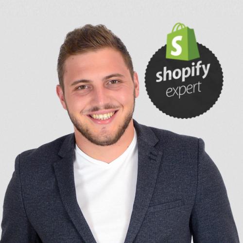 Yann G. - Expert Shopify - Consultant eCommerce