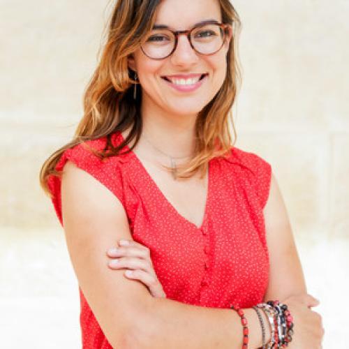 Lucie F. - Formatrice-Graphiste-Consutlante gestion de projet