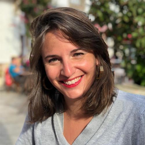 Marie F. - Freelance Graphiste Web Designer