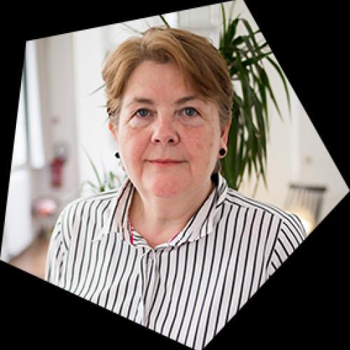 Sylvie D. - Webmaster profil généraliste avec expérience en pme (presse)