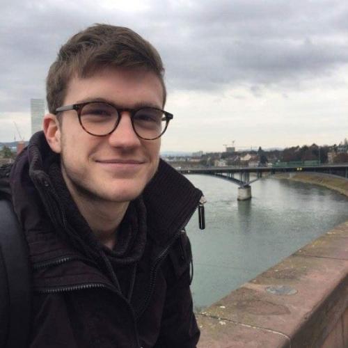 Arthur K. - Étudiant à l'UFR de Mathématiques-Informatique