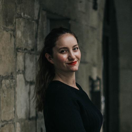Pauline D. - Directrice artistique junior
