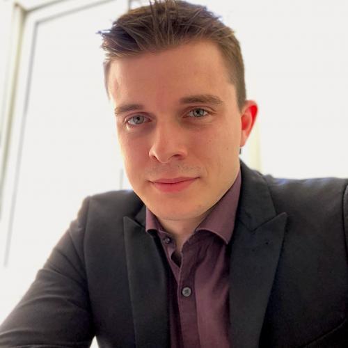 Matthieu B. - Concepteur et administrateur de site internet