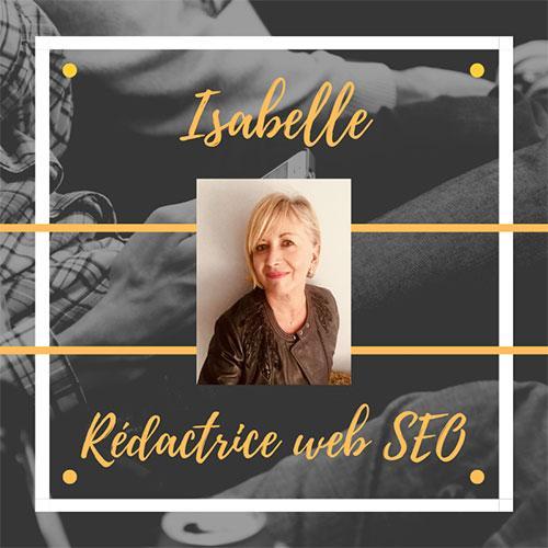 Isabelle S. - Rédacteur web SEO