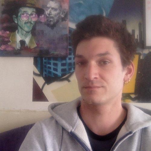 Joffrey B. - Artiste peintre / illustrateur