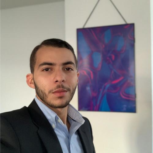 Fouad S. - Designer Graphique