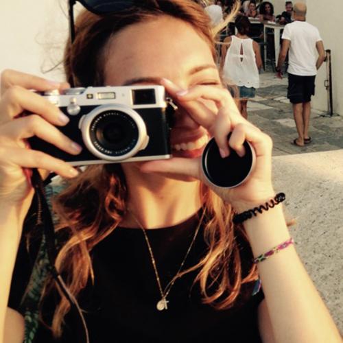 Céline S. - Photographe et Graphiste