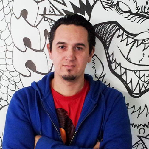 Nicolas K. - Graphiste, Rédacteur  & Directeur artistique