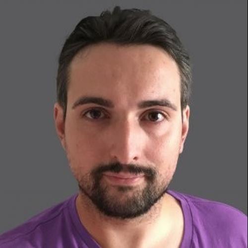 Jean-sébastien V. - Graphiste et Formateur design graphique, motion design et 3D
