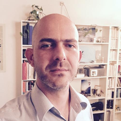 Mathieu R. - Directeur artistique, graphiste et rédacteur
