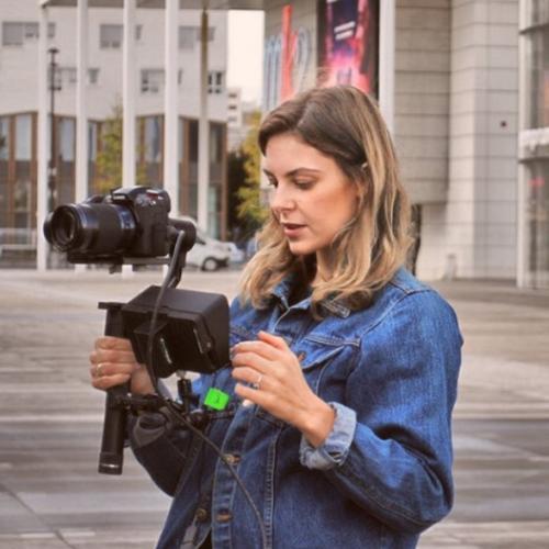 Suzanne G. - Réalisatrice et Photographe