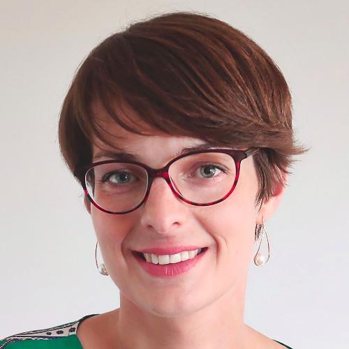 Camille B. - Cheffe de projet création print et packaging