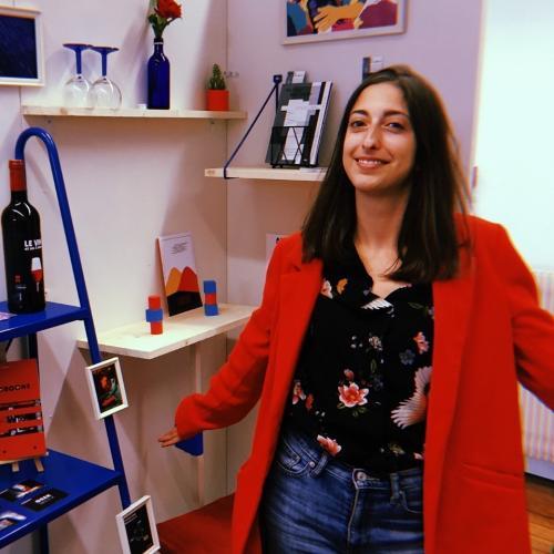 Clara P. - Graphic & Motion Designer