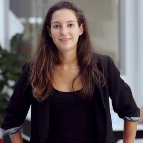 Fanny R. - Chef de Projet Web & Communication