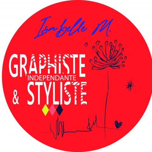 Isabelle M. - Graphiste styliste