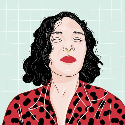 Priscilla P. - Illustratrice